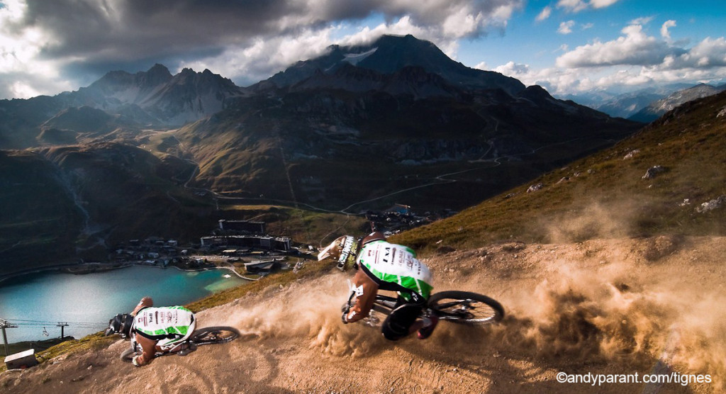 Tignes Bike Park