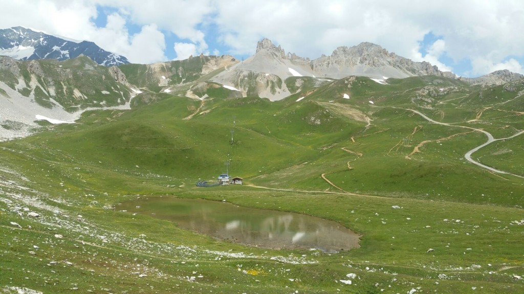 Aiguille Percee pic